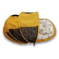 Детская кровать переноска (сумка-кровать) «Picnic Baby» (разные цвета)  (Скидка на доставку Новой почтой - 25%
