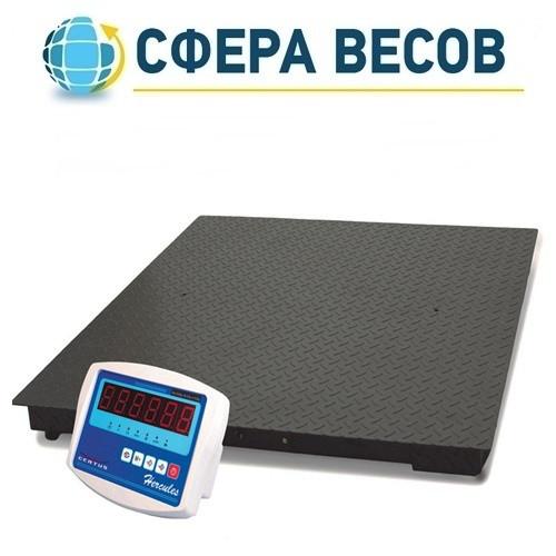 Весы платформенные Certus  СНК-1500М500 (СД), (1500 кг)