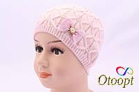 Детские шапки для девочек DV2730-46-50
