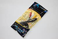 Видео-Аудио кабель 3RCA-3.5mm (пакет)