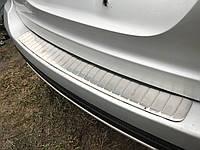 Накладка заднего бампера Mercedes w164 Ml-class
