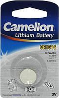 Дисковая батарейка CAMELION Lithium Cell 3V  CR1616
