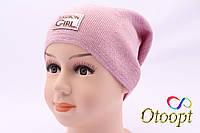 Детские шапки для девочек DV3330-46-50