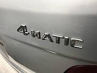 Эмблема крышки багажника Mercedes w164 Ml-class, фото 1