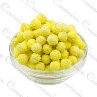 Сахарные посыпки - Мимоза жёлтая - 200 г