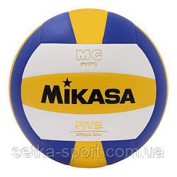 Мяч для волейбола  Mikasa MV5PC (оригинал)