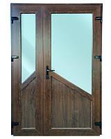 Ламинированные  двери Steko