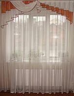Ламбрикен  Дуга 2м кирпичный