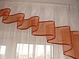 Ламбрикен  Дуга 2м кирпичный, фото 2
