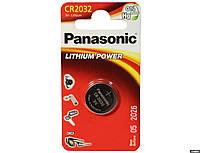 Дискова батарейка PANASONIC Cell Lithium 3V CR2032