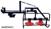 ⭐ Косилка роторная редукторная боковая FORTE ВМ-05S, ширина 800 мм, высота среза 40-50 мм