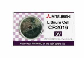 Дискова батарейка MITSUBISHI Cell Lithium 3V CR2016