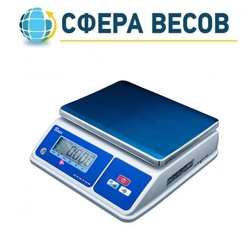 Весы фасовочные Certus Base СВСв-6/15