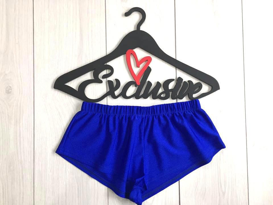 Женская пляжная одежда шорты на резинке