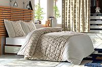 Комплект постельного белья  Clasy сатин размер евро MIKA