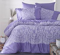 Комплект постельного белья  Clasy сатин размер евро RENDA V1
