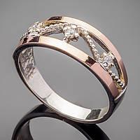 Серебряное кольцо Эстель