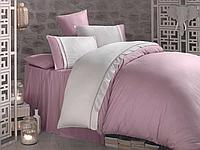 Комплект постельного белья  Clasy сатин размер евро KHARMA V3