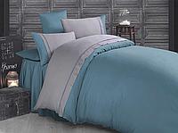 Комплект постельного белья  Clasy сатин размер евро KHARMA V6