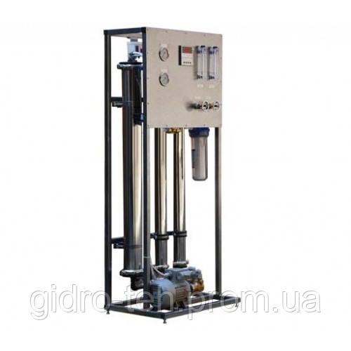 Коммерческая система обратного осмоса RO 500 литров/час
