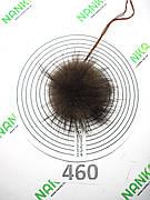 Меховой помпон Енот, 7/10 см, 460