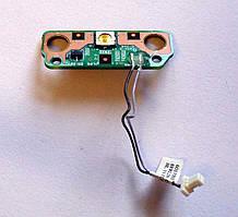 302 Кнопка питания Toshiba L650 L650D L655 L655D C650 C650D C655 C655D - V000210850 6017B0258201