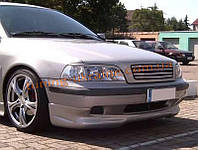 Накладка на передний бампер для Volvo S40 1995-2000 дорестайлинг