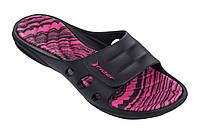 82213-23954 Шлепанцы женские RIDER KEY X SS18 Black/Pink