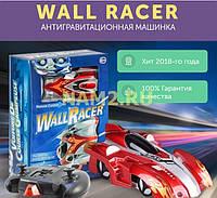 Антигравитационная машинка, ездит по стенам и потолку Wall Racer