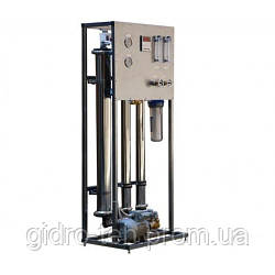 Промышленная система обратного осмоса RO 500 литров/час