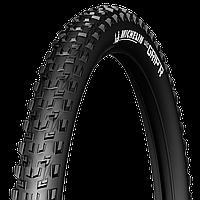 "Покрышка Michelin WILDGRIP'R2 TS 26"" (26X2.10) MTB, бескамерная, черный"