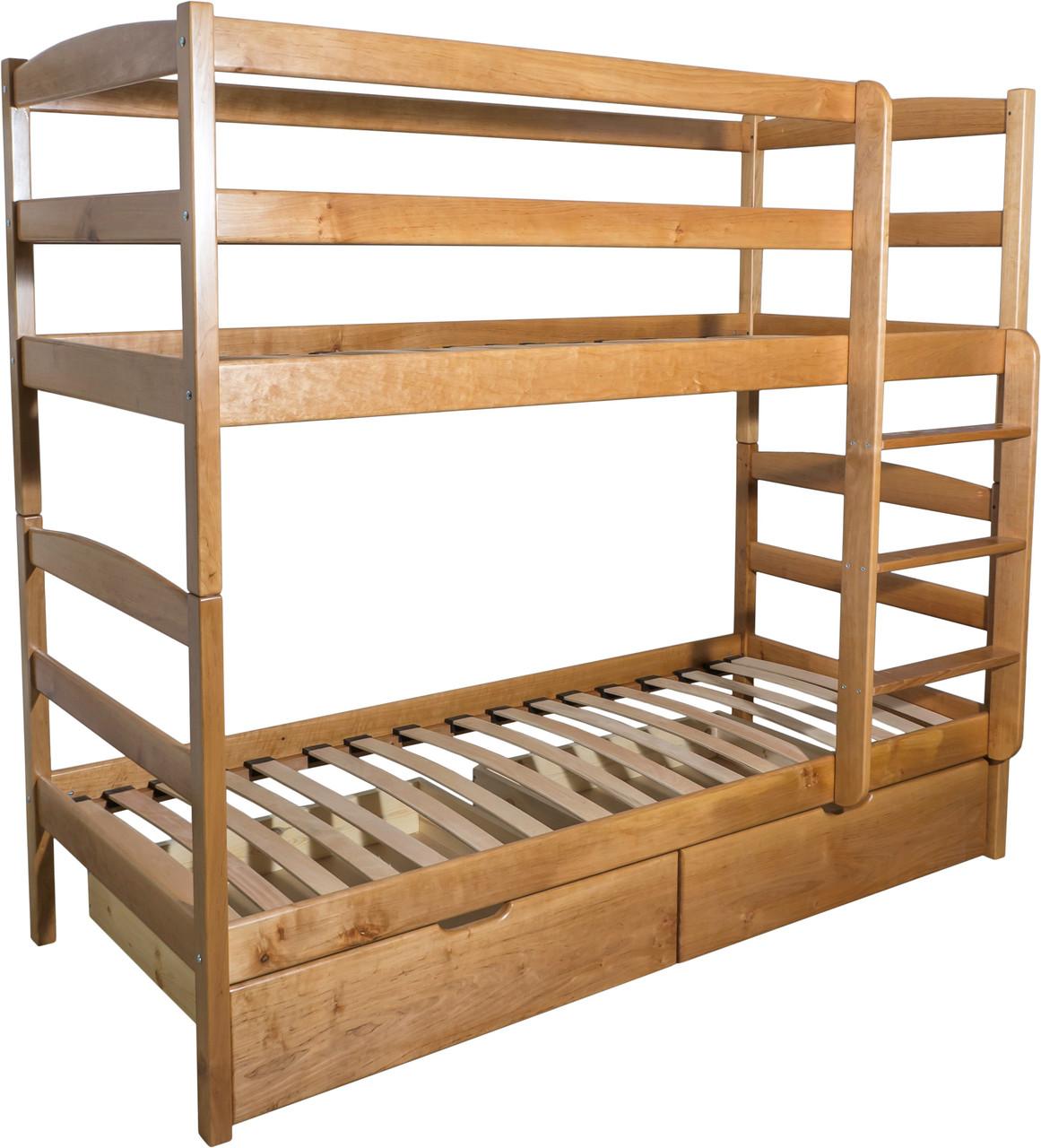 "Двох'ярусне ліжко-трансформер ""Дельта"""