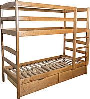 """Двох'ярусне ліжко-трансформер """"Дельта"""", фото 1"""