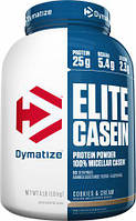 Dymatize Elite Casein, cookies & cream 1,8 kg