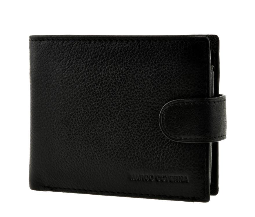 Horton Collection горизонтальный мужской портмоне из натуральной кожи с кредитницей TR7942A