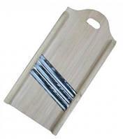 Шинковка на 3 ножа 430х195х35 мм