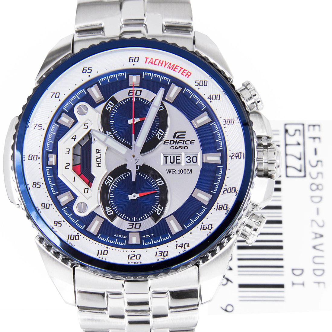 Часы Casio Edifice Casio EF-558D-2A