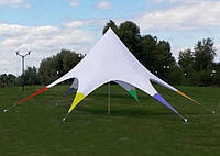 Новинка! появилась в продаже палатка -Радуга - 10 метровая