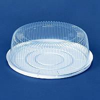 Упаковка для торта 260х85 мм., 3000 мл. круглой формы