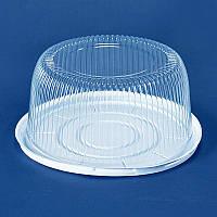 Упаковка для торта 280х122 мм., 5300 мл. круглой формы