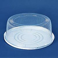 Упаковка для торта 335х122 мм., 7200 мл. круглой формы