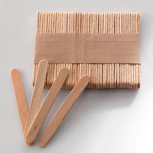 Палочки для мороженого 113x10х2 мм., 500 шт. деревянные Silikomart