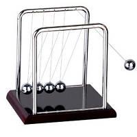 Настольный маятник Ньютона средний, фото 1