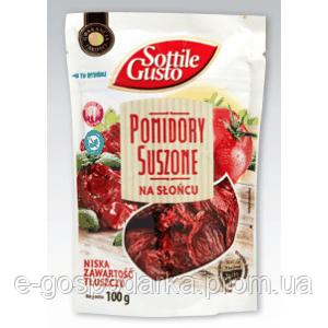 Sottile gusto pomidory suszone na sloncu - помидор сушенный на солнце 100 г