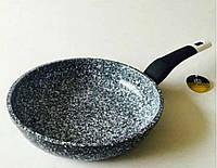 Сковорода Edenberg с мраморным покрытием 20 см