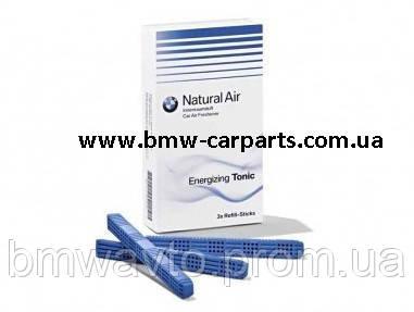 Комплект сменных картриджей освежителя воздуха BMW Energising Tonic Refill Kit, фото 2