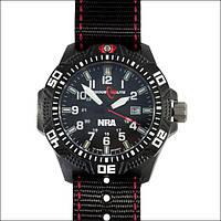 Тактические часы NRA ArmourLite T25 тритиевая подсветка сапфир
