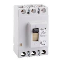 Автоматический выключатель ВА04-36 340010 16 А