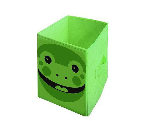 "Ящик для іграшок ""Жабка"" 35*35*55"