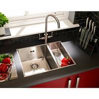 Мойка кухонная Astracast Minimo Cubic Inset Sink Stainless Steel 1-Bowl 558 x 225mm